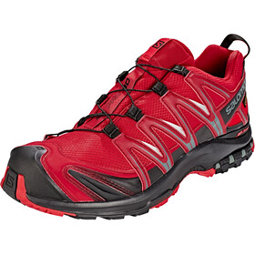 Salomon XA Pro 3D GTX Trailrunning Shoes Men, red dahlia/black/barbados cherry